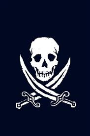 free jolly roger pirate logo