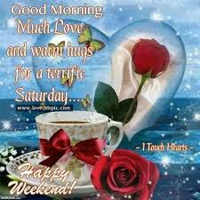 good morning happy saturday quotes weekend images gif
