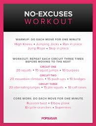workouts from other sites