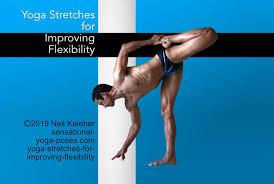 yoga stretches for improving flexibility