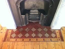 tiles victorian fireplace tiles
