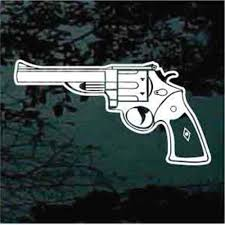 Guns Weapons Firearms Car Decals Stickers Decal Junky