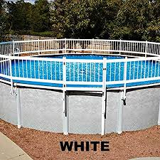 Amazon Com Doheny S Protect A Pool Fence For Above Ground Pools Provides A New Level Of Security To Above Ground Pool Safety Fits Most Pools Regardless Of Shape Base Kit A