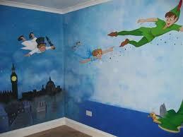 Keepin Up With The Kopecki S September 2010 Kids Room Murals Neverland Nursery Peter Pan Nursery