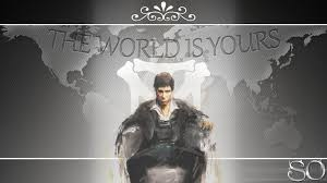 49 the world is yours wallpaper on