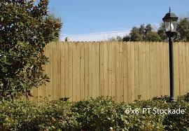 Wood Fence Options Professiona Grade Fence