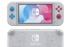 Pokémon Sword and Shield Nintendo Switch Lite special edition ...
