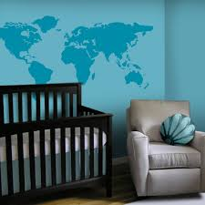 Mad For Mid Century Travel Theme Nursery Wall Decal On Etsy