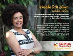 Priscilla Scott Zúñiga, vecina de... - Somos Comunidad Goicoechea | Facebook