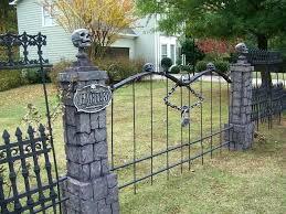 Image Result For Graveyard Fence Halloween Fence Halloween Graveyard Diy Halloween Fence