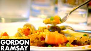How To Make Paella - Gordon Ramsay ...