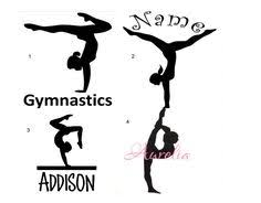 40 Gymnastics Ideas Gymnastics Gymnastics Decals Gymnastics Gifts