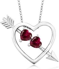 gem stone king 1 20 ct heart shape