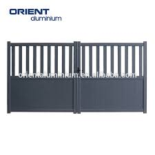 Modern Main Gate Designs Steel Gate Design In The Philippines View Gate Orient Aluminium Product Details From Shandong Orient Aluminium Co Ltd On Alibaba Com
