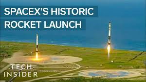 Watch SpaceX Launch And Land The World ...