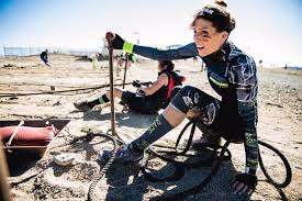 from beauty queen to spartan racer