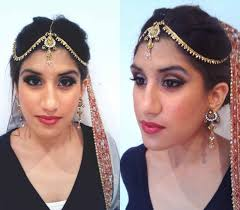 asian bridal makeup artists london by
