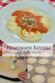 easy homemade ravioli a blonde s moment