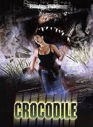 Crocodile-Trimark DVD-Adam Gierasch-Mark McLachlan-Tobe Hooper-OOP ...