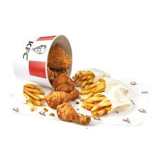 how to get a kfc bargain bucket for