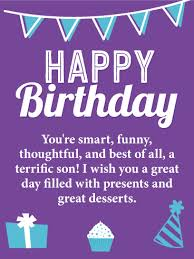 you re a rock star happy birthday card for son birthday