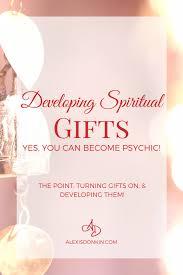 developing spiritual gifts yes you
