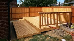 Fencing For Decks And Patios Fences Design Vinyl Deck Ideas Home Elements Style Options Pool Wire Using Lattice Privacy Fence Crismatec Com