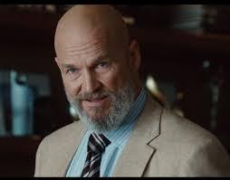Jeff Bridges - Iron Man | Bald men with beards, Bald head with beard, Bald  with beard