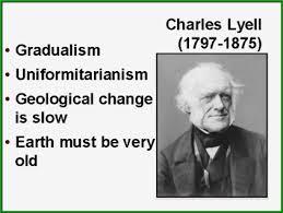 CHARLES LYELL 1797 - 1875 (G3b, G3c, G4, W4, Va, Vb)