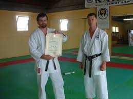 Myself and Sensei Robbie Smith - Gallery - Palmerston North School of  Karate-do