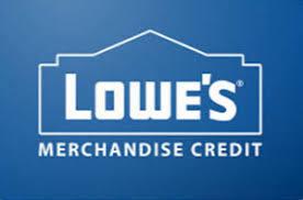 lowe s credit gift card balance