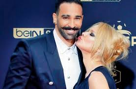 Have Pamela Anderson and footballer Adil Rami rekindled their romance? -  sports