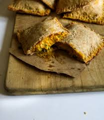 vegan hot pockets broccoli cheddar