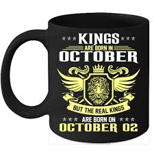 birthday mug kings are born on 2nd of