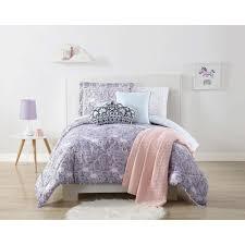elegant purple twin xl comforters
