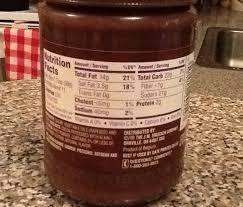 jif chocolate hazelnut spread