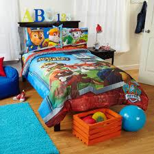 paw patrol microfiber comforter kids