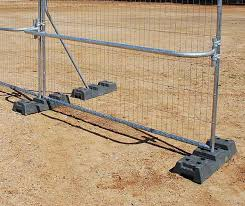 Temp Fencing Handrails National Temporary Fencing