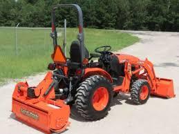 kubota b2301 hsd 4wd tractor