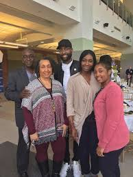 Mychael Knight and his family | American fashion designers, Fashion design,  Fashion