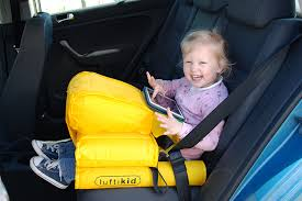 inflatable child passenger safety seat