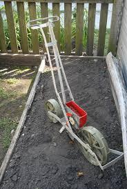 precision garden seeder esmay products