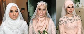 nora danish makeup kahwin beutystyle5
