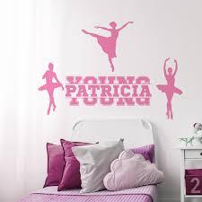 Ballet Vinyl Wall Decal Decostick Eu