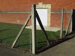 Concrete Chain Link Fence Posts Height 0 9m To 3 05m Allen Concrete