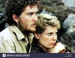 TIMOTHY HUTTON, LINDSAY CROUSE, ICEMAN, 1984 Stock Photo - Alamy