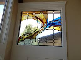 contemporary stained glass