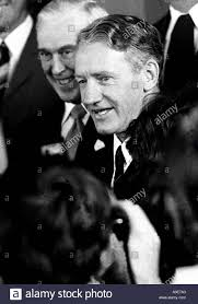 Rhodesia's UDI Prime Minister Ian Smith with Finance Minister, later Stock  Photo - Alamy