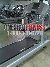 life fitness 95te treadmill 7 inch