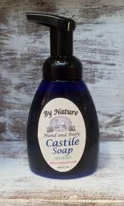 organic liquid castile soap homemade